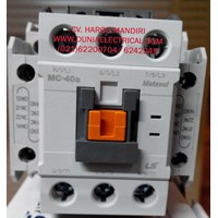 MAGNETIC CONTACTOR  MC-40a LS