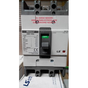 Breaker Switch LS MCCB ABH 103c