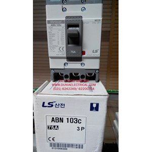 MCB / Circuit Breaker LS /  MCCB LS ABN  103c