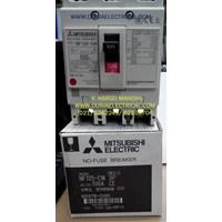 NFB / No Fuse Circuit Breaker NF-125 CW Mitsubishi