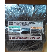 Magnetic Contactor C-180-S  Toshiba