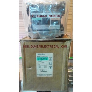 MAGNETIC CONTACTOR TOSHIBA C-80W- S