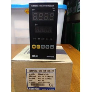 Temperature Controller TZN4S-14S Autonics LCD Display