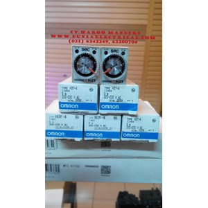 Electric Timer H3Y-4 Omron