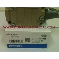 OMRON LIMIT SWITCH WLD2-Q  1