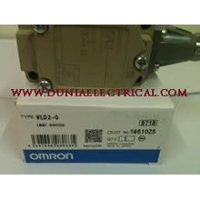 Limit Switch WLD2-Q Omron