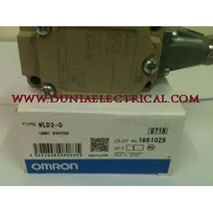 Limit Switches WLD2-Q  Omron