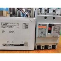 Distributor MCCB NF63- CW MITSUBISHI 3