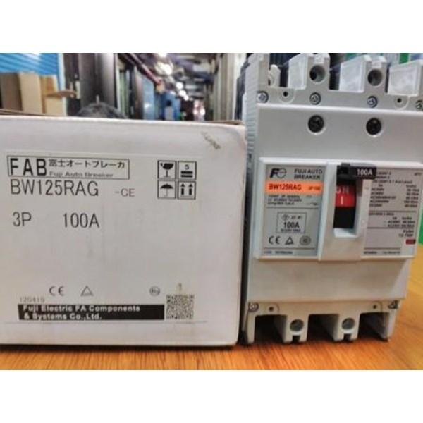 NFB / No Fuse Circuit Breaker Mitsubishi / Jual NF63- CW MITSUBISHI