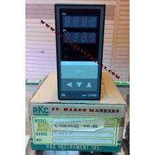 Temperature Controller RKC  C400AK02-MM*NN Peralatan & Perlengkapan Listrik