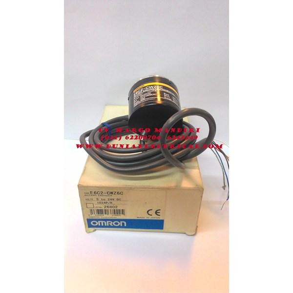 Rotary Encoder EC2-CWZ6C Omron Saklar