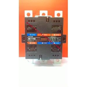 FUJI ELECTRIC MAGNETIC CONTACTOR  SB-11NB
