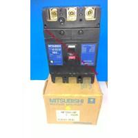 Mold Case Circuit Breaker Mitsubishi / MCCB NF160- HP MITSUBISHI