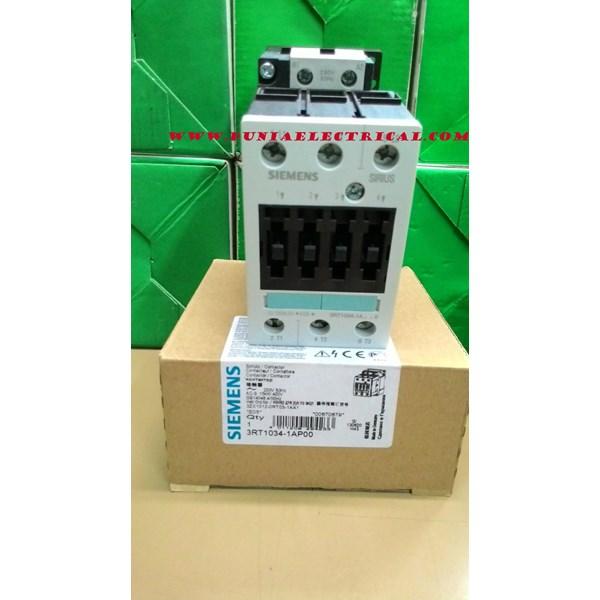 Siemens Contactor 3RT1034- 1BB40