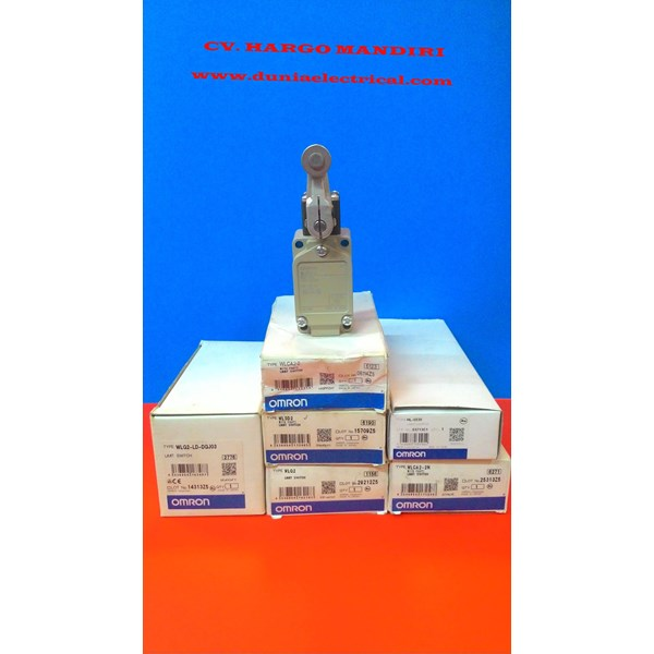 Limit Switch Omron  WLCA12-2N