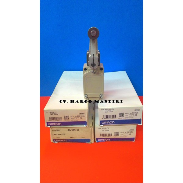 Limit Switch Omron  WLCA2 7