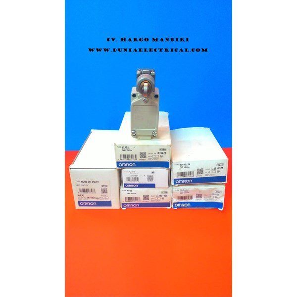 Limit Switch WLSD2 Omron