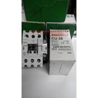 MAGNETIC CONTACTOR  CU 38 TECO