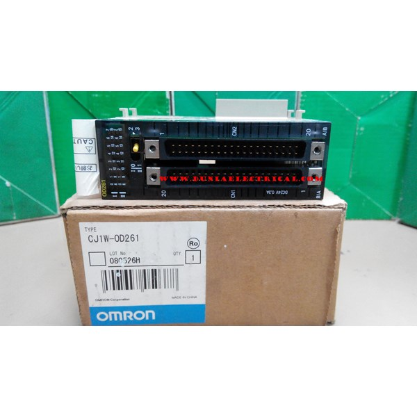 Programmable Controllers Omron  CP1W- 20EDR1