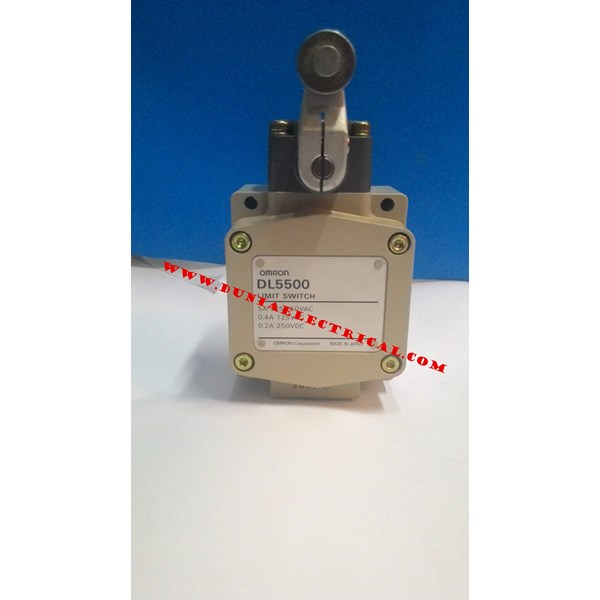 Limit Switches DL5500 Omron