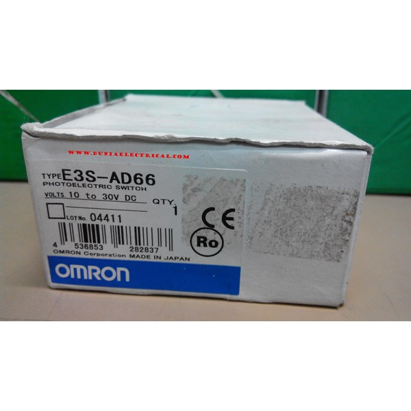 PHOTOELECTRIC SWITCH E3Z- T81 OMRON