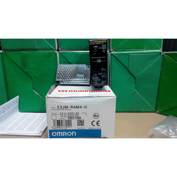 Photoelectric Switch E32- T11R Omron