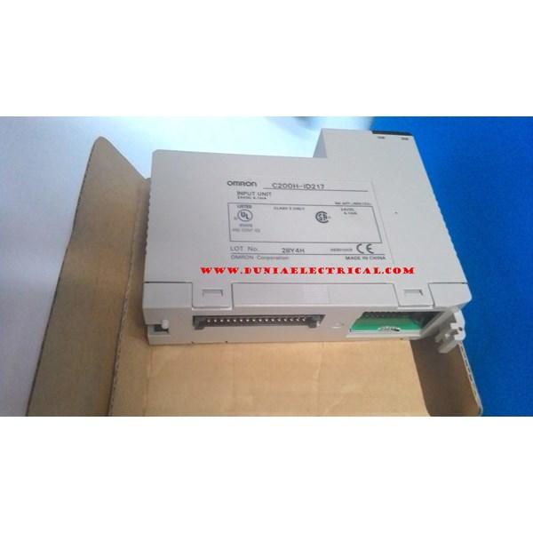 Programmble Logic Controller Omron / Jual PLC C200-ID217 OMRON