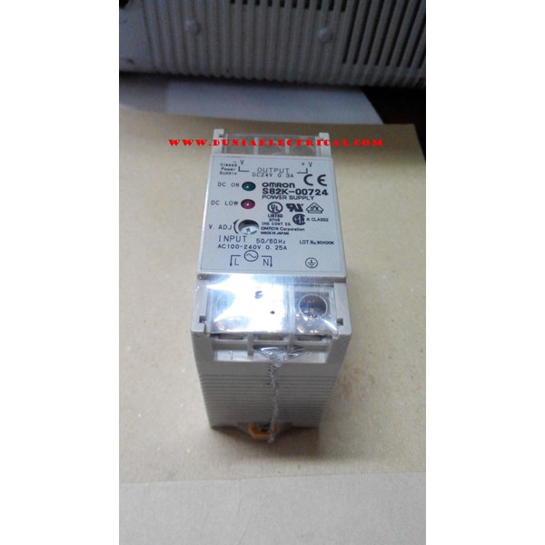 Power Suplly S82G-1524 Omron