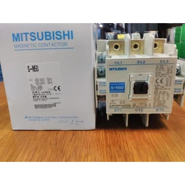 Magnetic Contactor S-N25 Mitsubishi