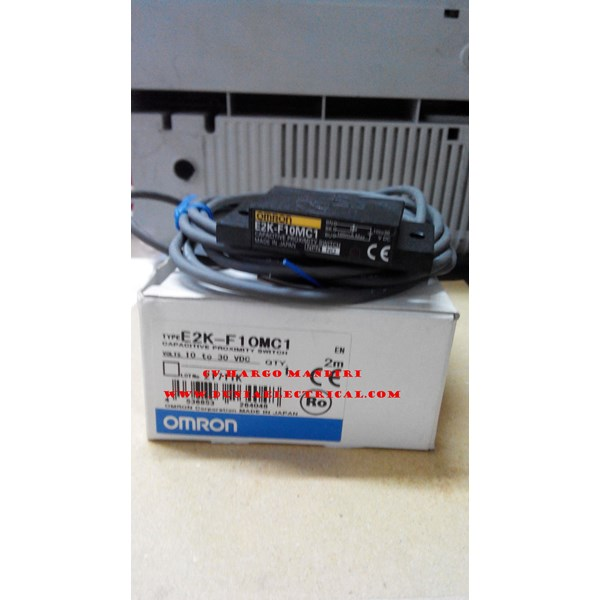 Capacitive Proximity Switch E2K-F10MC1Omron