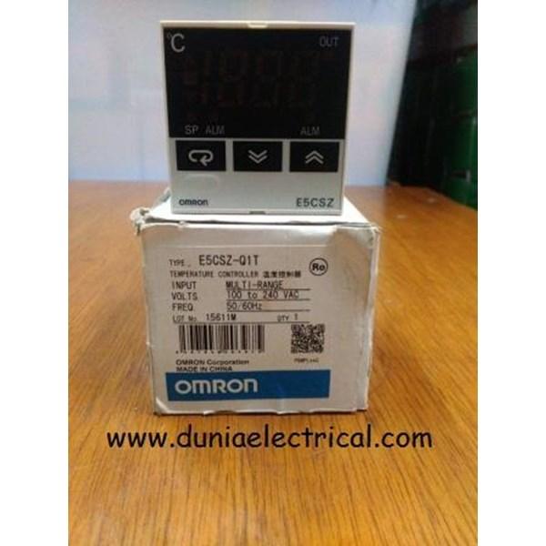 Omron Temperatur Kontrol E5EK-AA2B