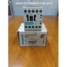 MAGNETIC CONTACTOR DC SIEMENS 3RH1131- 1BB40
