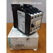 AC Contactor Siemens / Jual  Contactor Relay 3TH40- 31- 0XF0