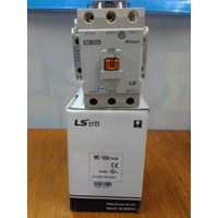 Magnetic Contactor MC-50a LS