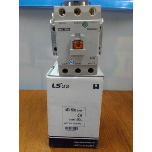 MAGNETIC CONTACTOR AC LS MC-50a LS