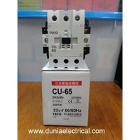 Magnetic Contactor Teco CU-65