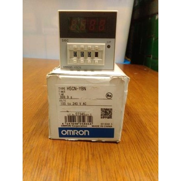 TIMER DIGITAL OMRON H5L-A