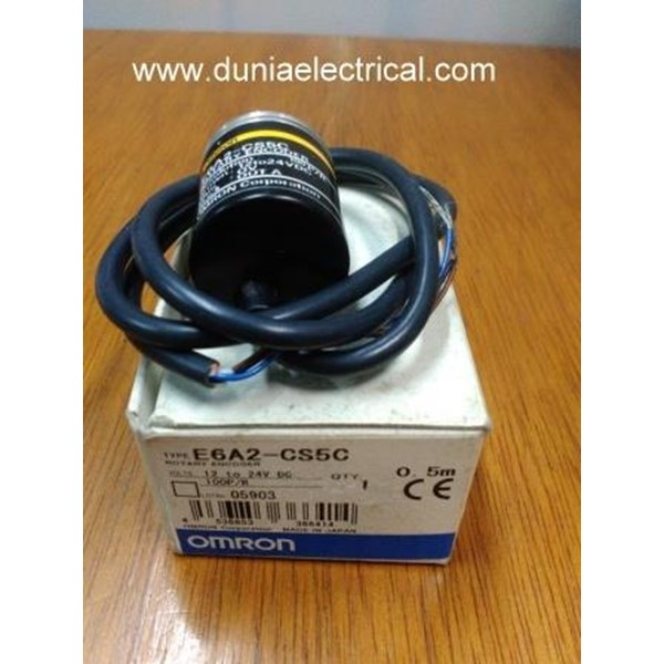 Rotary Encoder E6A2- CS5C Omron