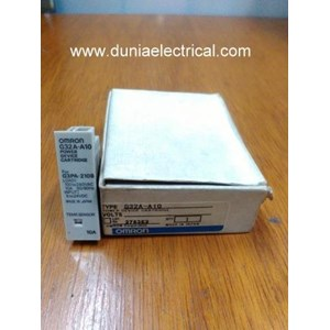 From Power Device Cartridges G3A-A10 Omron 0