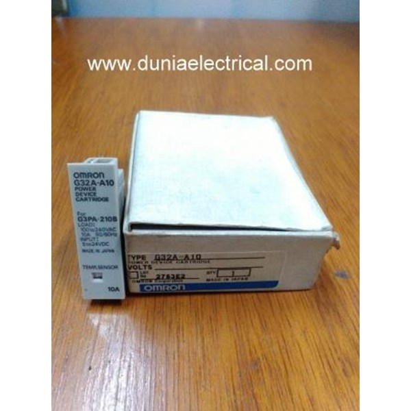 Power Device Cartridge G3A- A10 Omron