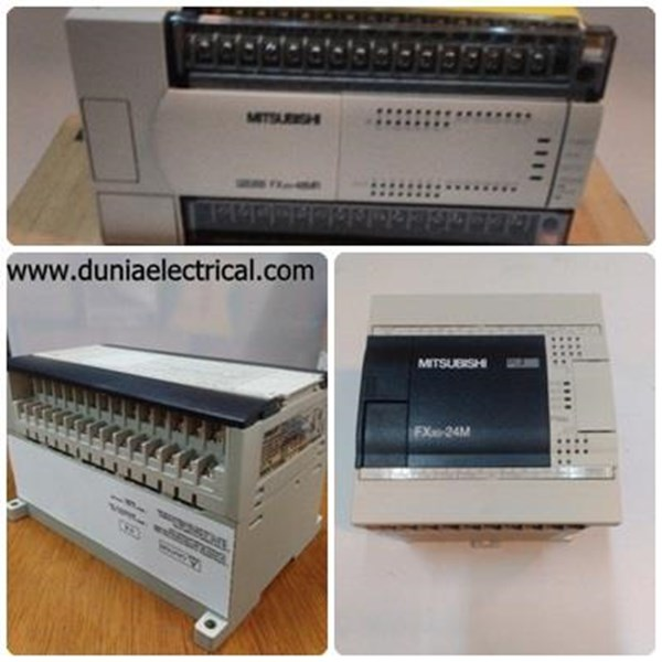 Programmable Controllers  FX3G-24 MR ES- A Mitsubshi