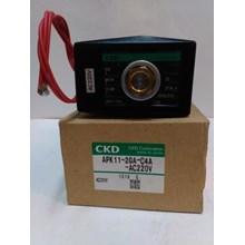 Solenoid Valve CKD APK11- 20A- C4A Silinder