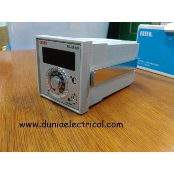 Temperature Switch Fotek TC 72