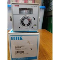 Electric Temperature Switches Fotek / TEMPERATURE CONTROLLER FOTEK TC72-AA-R4