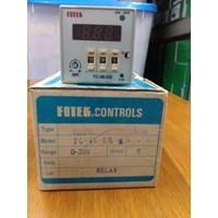 FOTEK TEMPERATURE CONTROLLER TC48-DD-R3