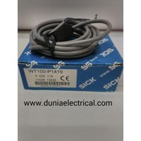 Photoelectric Sensor Switch  WT100-P1419 Sick