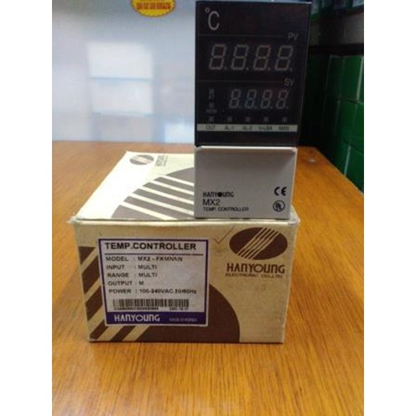 Temperature Control Switches Hanyoung / Temperature Controller AF1- PKMR1R07 Hanyoung