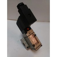 Jual Solenoid Valve VP 344 SMC Silinder 2