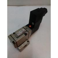 Distributor Solenoid Valve VP 344 SMC Silinder 3
