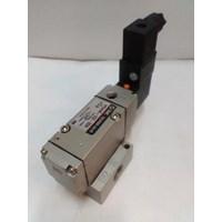 Distributor Solenoid Valve VP 544R-1DZ- 03A SMC Silinder 3